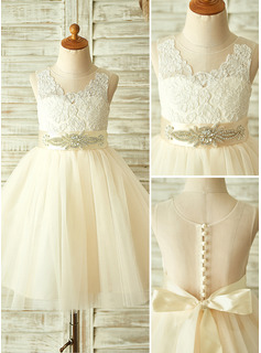 champagne color short prom dress