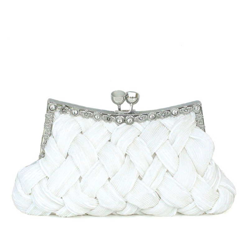 Charming Silk Clutches/Bridal Purse/Evening Bags