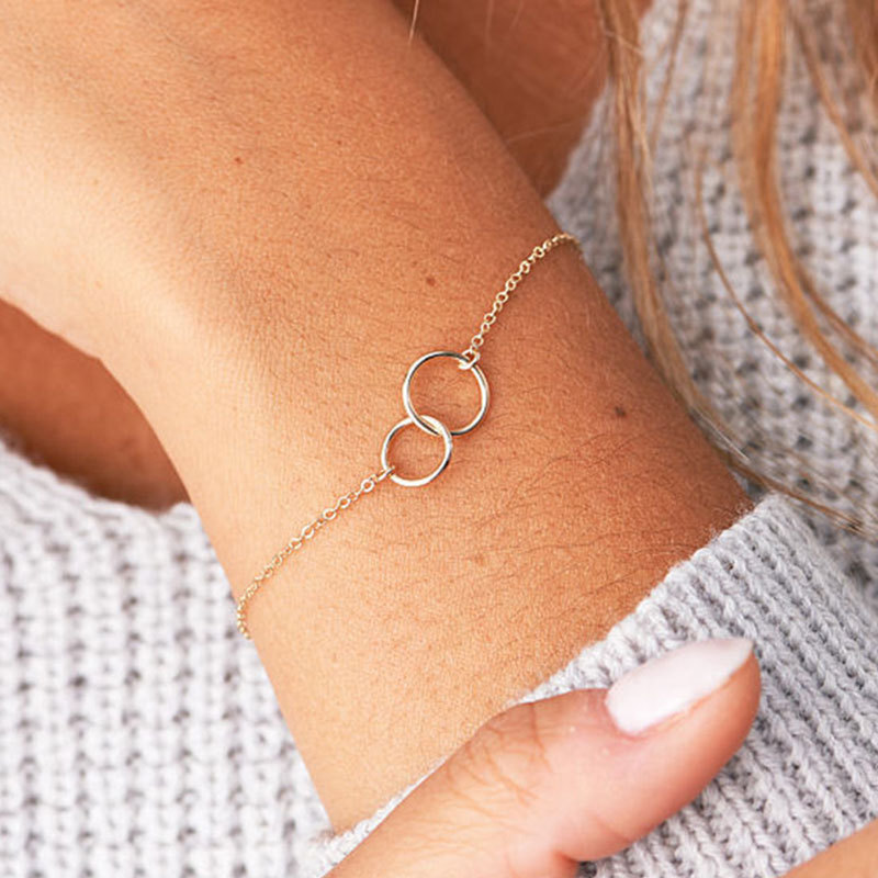 Anti-oxidation Link & Chain Chain Bracelets -