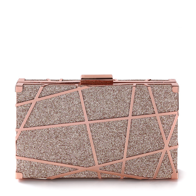 Elegant/Gorgeous/Shining/Commuting bag Polyester Clutches