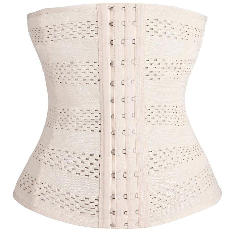 Charming Rubber Corsets Shapewear