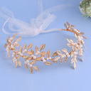 Ladies/Kids Beautiful Alloy/Imitation Pearls Headbands With Pearl/Venetian Pearl (Sold in single piece)