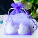 Classic/Lovely Heart Shaped Soaps (Set of 2)