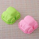 Car Shaped Silicone Cake Mould