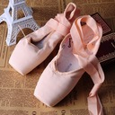 Women's Canvas Pointe Shoes Dance Shoes