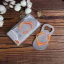 Flip-Flop shape Bottle Openers (Set of 4)