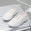 Unisex Closed Toe Leatherette Flat Heel Flats Sneaker & Athletic With Hollow-out