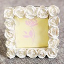 Square Pearl Photo Frame (Sold in a single piece)