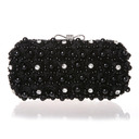 Elegant/Unique/Charming/Refined/Attractive Crystal/ Rhinestone/PU/Imitation Pearl Clutches/Evening Bags