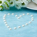 Gorgeous Pearl Diamond Pieces (set of 100)