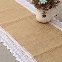 Tablecloth Linen (Sold in a single piece) Nice Clear Table Centerpieces