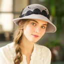 Ladies' Fashion/Glamourous/Unique Wool Floppy Hat