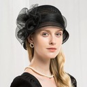 Ladies' Simple/Vintage/Artistic Cambric Fascinators