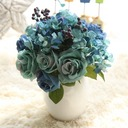 Artificial Flowers 1 bunch Modern Style  Tabletop Flower