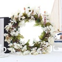 """Simple/Nice/Flower Design """"Beautiful Flower"""" Cloth Artificial Flowers (Sold in a single piece)"""