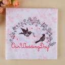 Lovely Birds Dinner Napkins (Set of 20)