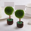 Topiary Place Card Holders (Set of 2)