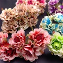 Nice/Beautiful/Flower Design Pretty Plastic Artificial Flowers (set of 60)