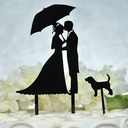 """""""Love To Be Loved By You""""/Sweet Love/Happy Anniversary Acrylic Cake Topper"""