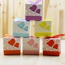 Cubic paper Favor Boxes (Set of 100)