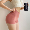 Modern/Contemporary Simple Skin-Friendly Stretchable Sports Nylon Sports Shorts