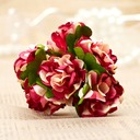 "2 1/3""(6cm) Elegant Artificial Flowers (set of 4)"