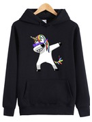 Motif Animal Coton Capuche Sweat-shirts