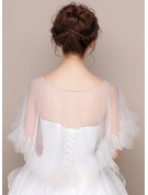 Organza Wedding Wrap