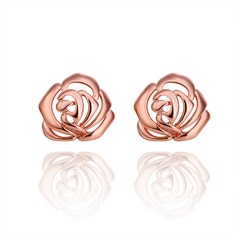 Exquisite Alloy Fashion Earrings