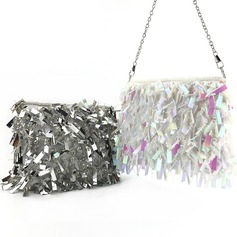 Unique Sequin Clutches