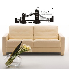 Tower bridge PVC Wall Stickers