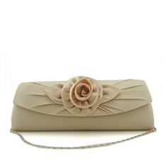Charming Silk Clutches/Wristlets