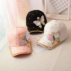 Ladies' Fashion/Glamourous/Classic Cotton Baseball Cap
