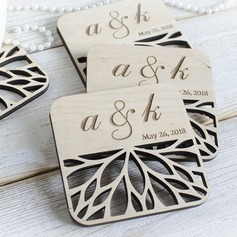 Personalized Wooden Coaster Favors  (118215536)