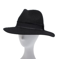 Unisex Beautiful/Fashion/Elegant Wool Floppy Hat