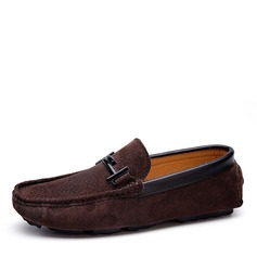 Men's Real Leather Boat Shoes Casual Men's Loafers (260209766)