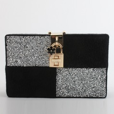 Unique Velvet Clutches/Minaudiere