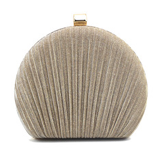 Elegant/Charming/Shining/Refined/Shell Shaped Abrasive Cloth Clutches/Evening Bags
