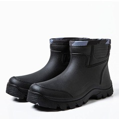 Men's Rubber Rain Boats Casual Men's Boots (261172545)