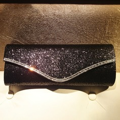 Classical Sequin Clutches