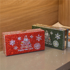 Lovely/Delicate/Christmas Alloy Evening Bags