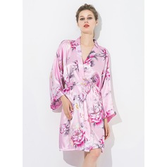 Bride Bridesmaid Mom Floral Robes (248174564)