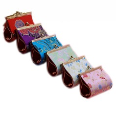 Asian Coin Purse Wedding Favors