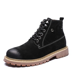 Men's Real Leather Chelsea Casual Men's Boots