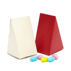 Classic Pyramid Favor Boxes