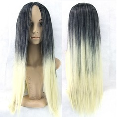 Straight Synthetic Hair Synthetic Wigs 230g