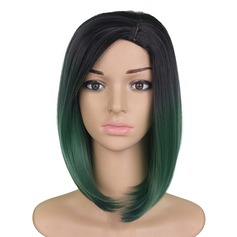 Straight Synthetic Hair Synthetic Wigs 160g