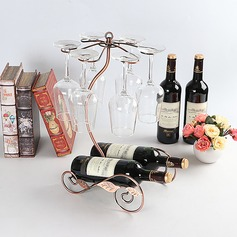 Wine Rack Iron Nice Pretty Table Centerpieces (128198710)
