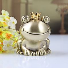 Frog Prince Piggy Bank Lover Gift Wedding Gift