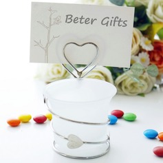 Candle Holder and Place Cards Wedding Decoration